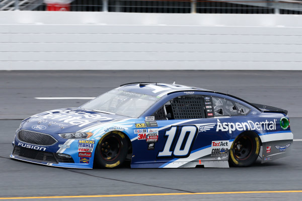 Monster Energy NASCAR Cup Series Overton's 301 New Hampshire Motor Speedway, Loudon, NH USA Friday 14 July 2017 Danica Patrick, Stewart-Haas Racing, Aspen Dental Ford Fusion World Copyright: Matthew T. Thacker LAT Images