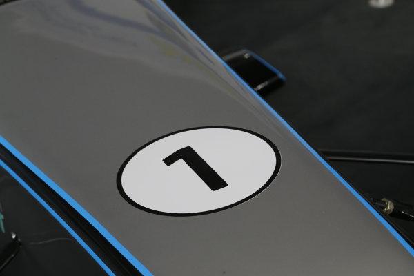 2014 Goodwood Festival of Speed  Goodwood Estate, West Sussex, England. 26th - 29th June 2014.   Saturday 28 June 2014. Formula E Car. World Copyright: Adam Warner/LAT Photographic. ref: Digital Image _L5R5243