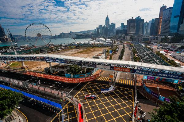 2017/2018 FIA Formula E Championship. Round 1 - Hong Kong, China. Saturday 02 December 2017. Nick Heifeld (GER), Mahindra Racing, Mahindra M4Electro. Photo: Alastair Staley/LAT/Formula E ref: Digital Image _ALS5630