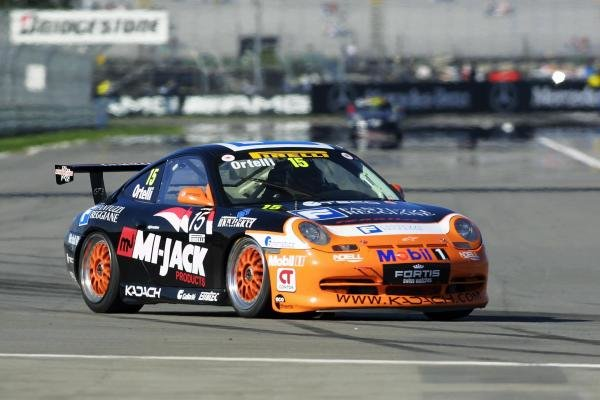 Stephane Ortelli (MON) finished 3rd