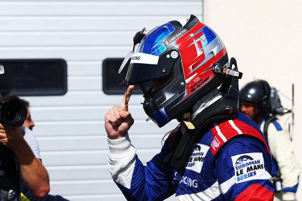 2017 European Le Mans Series, Le Castellet, France. 25th - 27th August 2017. #27  Matevos Isaakyan (RUS) / Egor Orudzhev (RUS) - SMP RACING - Dallara P217 ? Gibson World Copyright: JEP/LAT Images