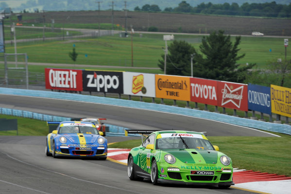 26-29 June, 2014, Watkins Glen, New York USA 77, Seth Davidow, Gold, M, 2013 Porsche ?2014 Scott R LePage LAT Photo USA
