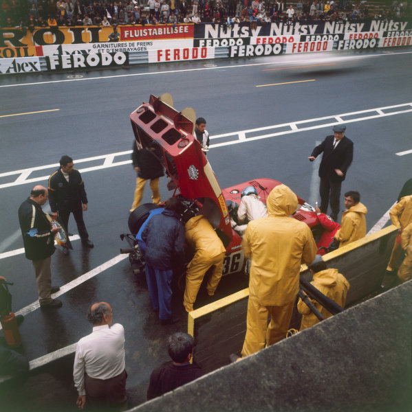 Le Mans, France. 13-14 June 1970.