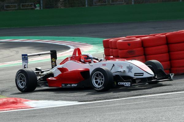 28th-30th July 2010, Spa Francorchamps, BelgiumOli Webb (GBR) Fortec Motorsport Dallara MercedesWorld copyright: Ebrey/LAT photographic