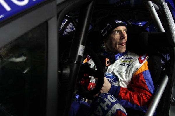 Round 01-Rally Sweden. 10th-13th February 2011.Jari-Matti Latvala, Ford WRC, Portrait.Worldwide Copyright: McKlein/LAT