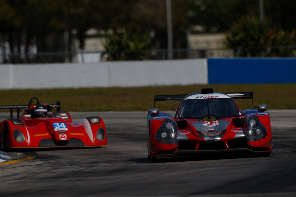 2017 IMSA Prototype Challenge Sebring International Raceway, Sebring, FL USA Friday 17 March 2017 55, Gerry Kraut, P3, M, Ligier JS P3 World Copyright: Jake Galstad/LAT Images ref: Digital Image lat-galstad-SIR-0317-15016