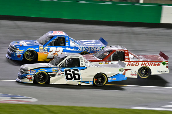 6-7 July, 2016, Sparta, Kentucky USA Jordan Anderson, Timothy Peters and Spencer Gallagher ?2016, Nigel Kinrade LAT Photo USA