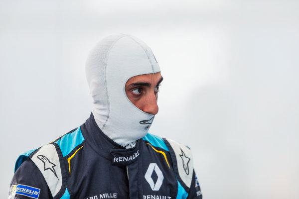2016/2017 FIA Formula E Championship. Round 8 - Berlin ePrix, Tempelhof Airport, Berlin, Germany. Sunday 11 June 2017. Sebastien Buemi (SUI), Renault e.Dams, Spark-Renault, Renault Z.E 16. Photo: Zak Mauger/LAT/Formula E ref: Digital Image _54I7871