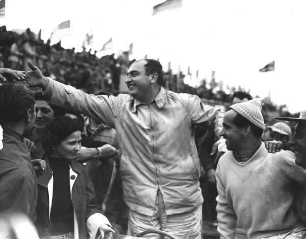 Le Mans, France. 12-13 June 1954.