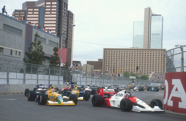 1991 United States Grand Prix.