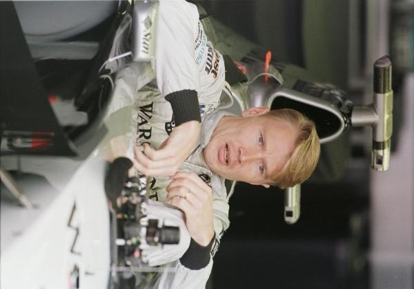 1998 Austrian Grand Prix.A1-Ring, Zeltweg, Austria.24-26 July 1998.Mika Hakkinen (McLaren Mercedes-Benz).World Copyright - LAT Photographic