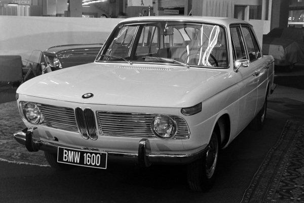 BMW 1600 'Neue Klasse'