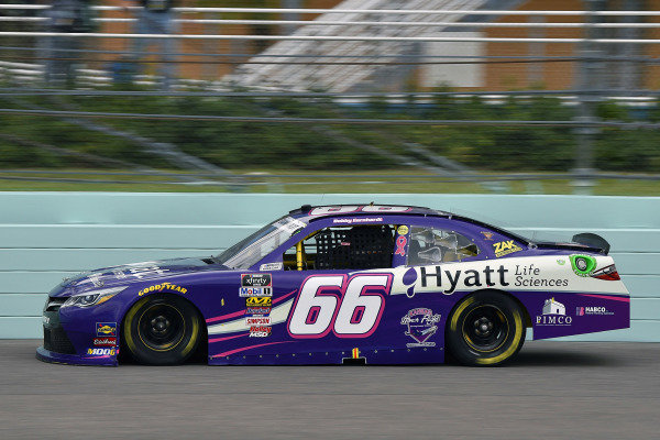 #66: Bobby Earnhardt, Motorsports Business Management, Toyota Supra Hyatt Life Sciences