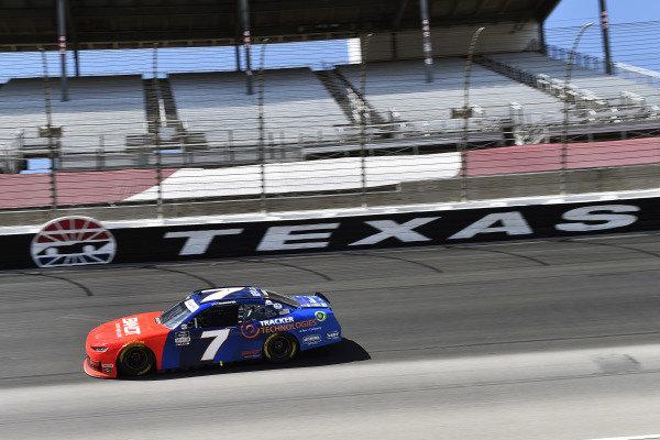 #7: Justin Allgaier, JR Motorsports, Chevrolet Camaro BRANDT/Tracker Technologies