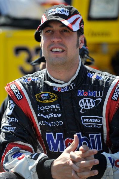 20-22 March 2009, Bristol, Tennessee, USASam Hornish Jr©2009, LAT South, USALAT Photographic
