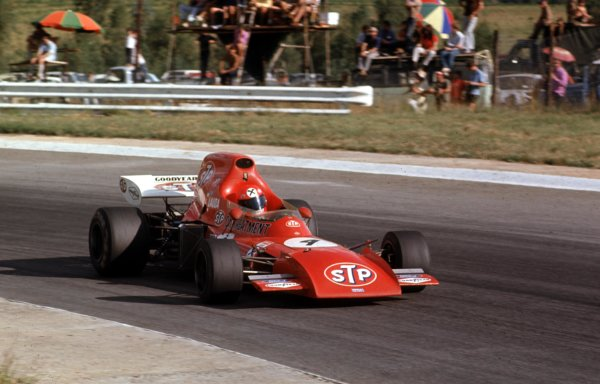 1972 South African Grand Prix.Kyalami, South Africa.2-4 March 1972.Niki Lauda (March 721 Ford) 7th position.Ref-72 SA 30.World Copyright - LAT Photographic