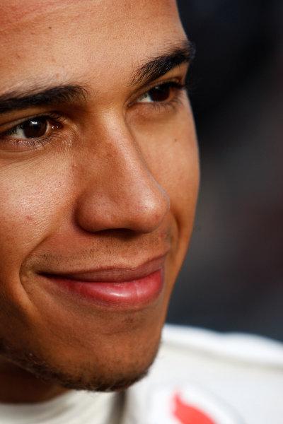 Lewis Hamilton (GBR) McLaren. Formula One Testing, Day 2, Barcelona, Spain, Wednesday 9 March 2011.