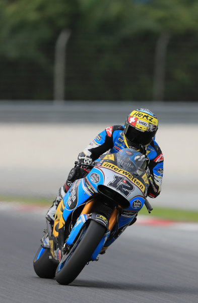 2018 MotoGP Championship - Sepang test, Malaysia Tuesday 30 January 2018 Thomas Luthi, Estrella Galicia 0,0 Marc VDS World Copyright: Gold and Goose / LAT Images ref: Digital Image 1124