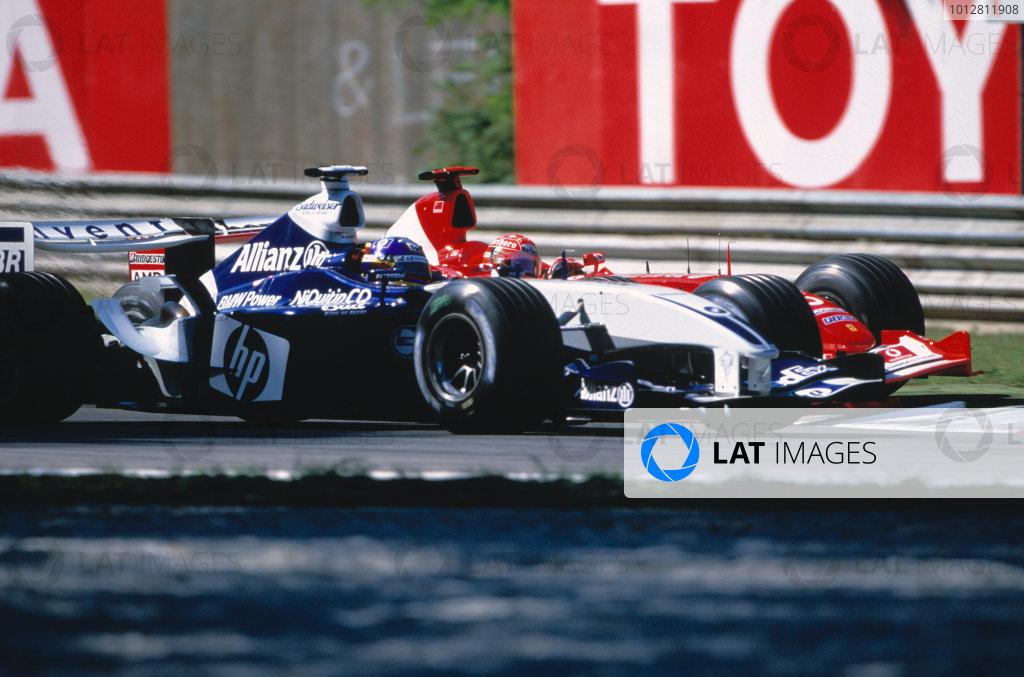 2003 Italian Grand Prix,