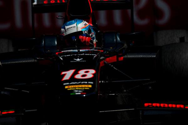 2017 FIA Formula 2 Round 4. Baku City Circuit, Baku, Azerbaijan. Friday 23 June 2017. Nyck De Vries (NED, Rapax)  Photo: Zak Mauger/FIA Formula 2. ref: Digital Image _54I0289