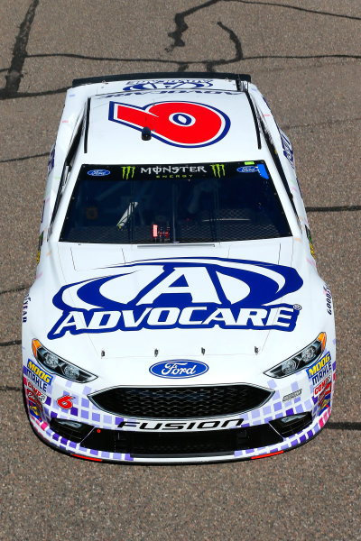 2017 Monster Energy NASCAR Cup Series - Camping World 500 Phoenix International Raceway - Avondale, AZ USA Friday 17 March 2017 Trevor Bayne World Copyright: Russell LaBounty/LAT Images ref: Digital Image 17PHX1rl_0700