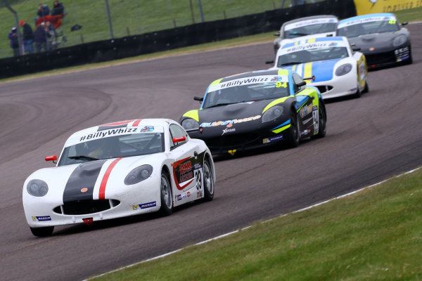 2017 Ginetta GT5 Championship Thruxton, 6th-7th May 2017,  Lewis Brown World copyright. JEP/LAT Images