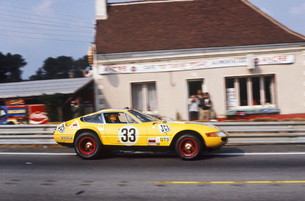 Le Mans, France. 9th - 10th June 1973