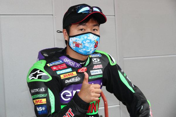 Hikari Okubo, Avant Ajo MotoE.