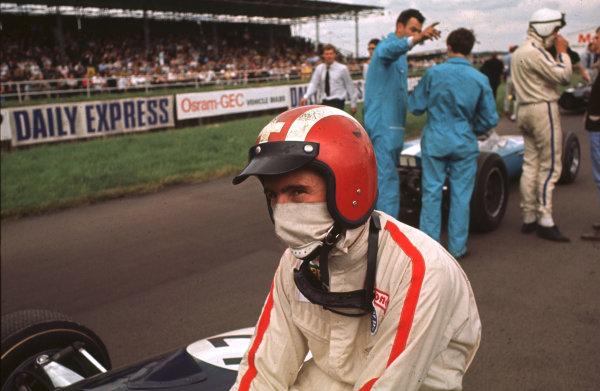 Formula 1 World Championship.Jo Siffert.Ref-S6A 02.World - LAT Photographic
