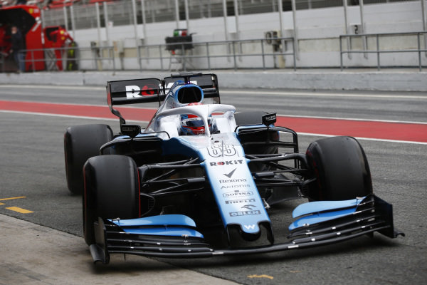 George Russell, Williams FW42