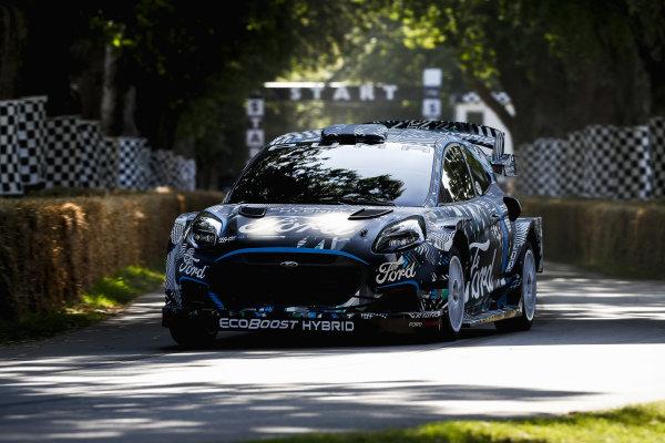 Ford Puma WRC