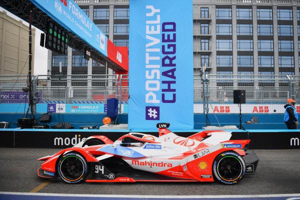 Alex Lynn (GBR), Mahindra Racing, M7Electro