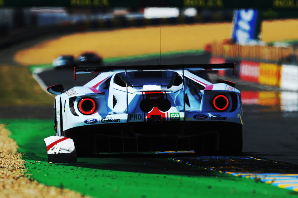 #69 Ford Chip Ganassi Racing, Ford GT - Ryan Briscoe, Richard Westbrook, Scott Dixon