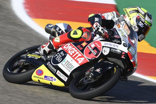 Lorenzo Fellon, SIC58 Squadra Corse.