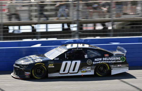 #00: Landon Cassill, Manscaped Racing, Chevrolet Camaro Manscaped