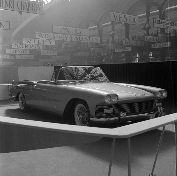 Pininfarina Cadillac Skylight prototype