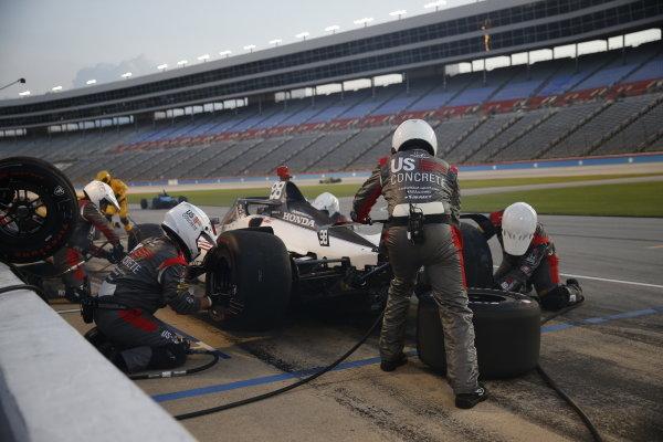 Marco Andretti, Andretti Autosport Honda Copyright: Chris Jones - IMS Photo
