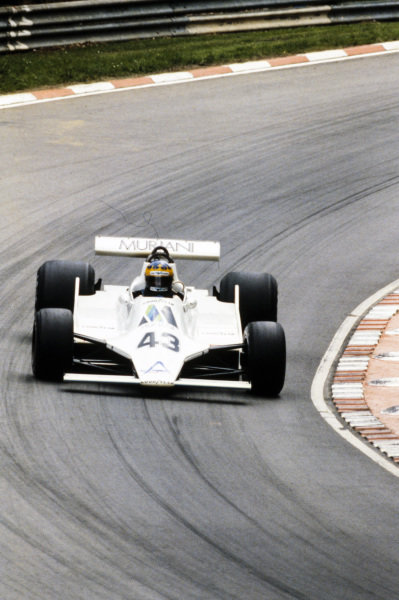 Desiré Wilson, Williams FW07 Ford.