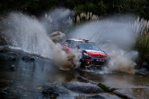 On Day on Rally Argentina, Craig Breen suffered a roll and was forced to retire