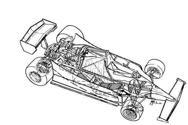 Formula 1 Photos 1980