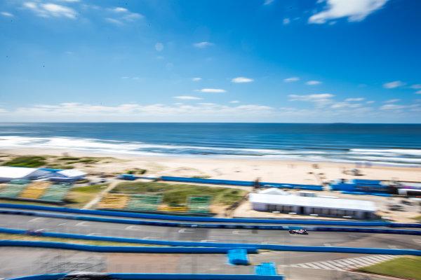 2015/2016 FIA Formula E Championship. Testing, Punta del Este, Uruguay. Sunday 20 December 2015. Nathanael Berthon (FRA), Team Aguri - Spark SRT_01E. Photo: Zak Mauger/LAT/Formula E ref: Digital Image _L0U9550