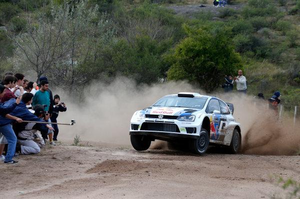 2013 World Rally Championship Rally Argentina 1st - 4th May 2013 Jari-Matti Latvala, VW, action Worldwide Copyright: McKlein/LAT