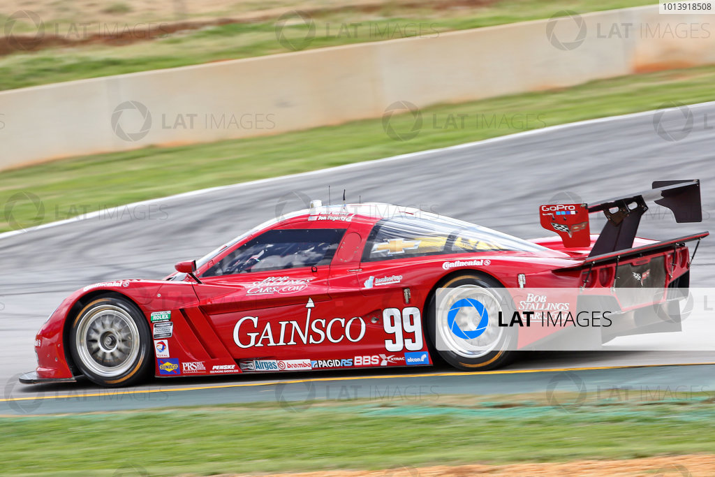 18-20 April, 2013, Braselton, Georgia USA The #99 Corvette DP of Alex Gurney and Jon Fogarty ©2013, R D. Ethan LAT Photo USA