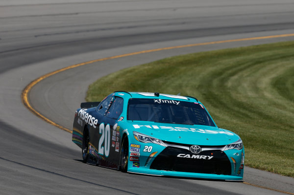 NASCAR XFINITY Series Pocono Green 250 Pocono Raceway, Long Pond, PA USA Friday 9 June 2017 Kyle Benjamin, Hisense Toyota Camry World Copyright: Matthew T. Thacker LAT Images ref: Digital Image 17POC1mt1175