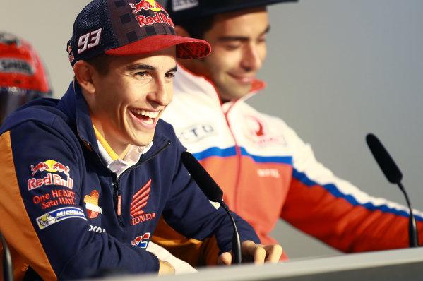 2017 MotoGP Championship - Round 9 Sachsenring, Germany Thursday 29 June 2017 Marc Marquez, Repsol Honda Team World Copyright: David Goldman/LAT Images ref: Digital Image 680852