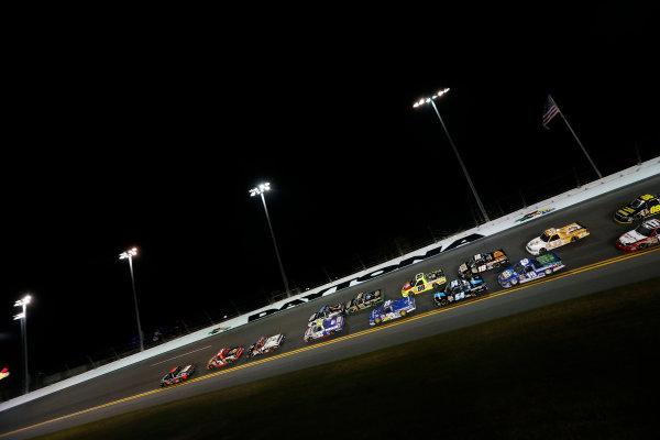 21-22 February, 2013, Daytona Beach, Florida, USA Subject:  Johnny Sauter leads.(c) 2013, Michael L. Levitt LAT Photo USA