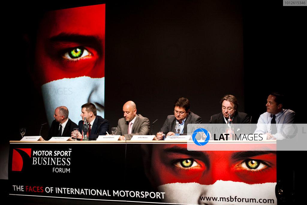 2009 Motor Sport Business Forum.