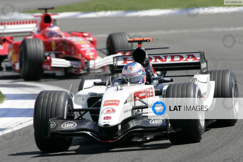 2005 British Grand Prix,
