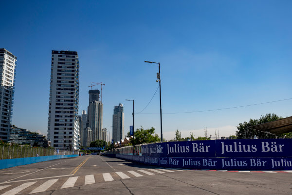 2016/2017 FIA Formula E Championship. Buenos Aires ePrix, Buenos Aires, Argentina. Friday 17 February 2017. A view of the track. Photo: Zak Mauger/LAT/Formula E ref: Digital Image _L0U7956