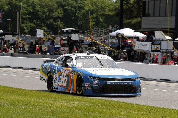 #36: Alex Labbe, DGM Racing, Chevrolet Camaro Prolon Controls